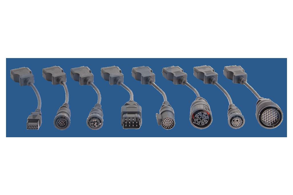 REF:29362 Комплект опционални кабели за камиони бусове