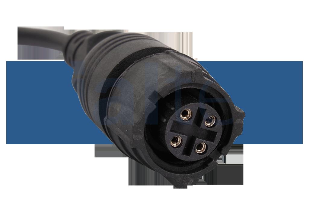 REF:JDC102a Haldex Диагностичен модулен кабел за ABS на ремаркета_02