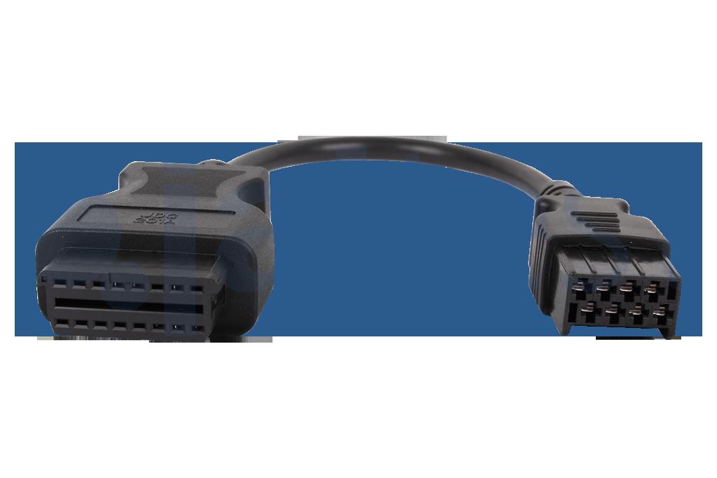 REF:JDC201A Диагностичен кабел за Volvo