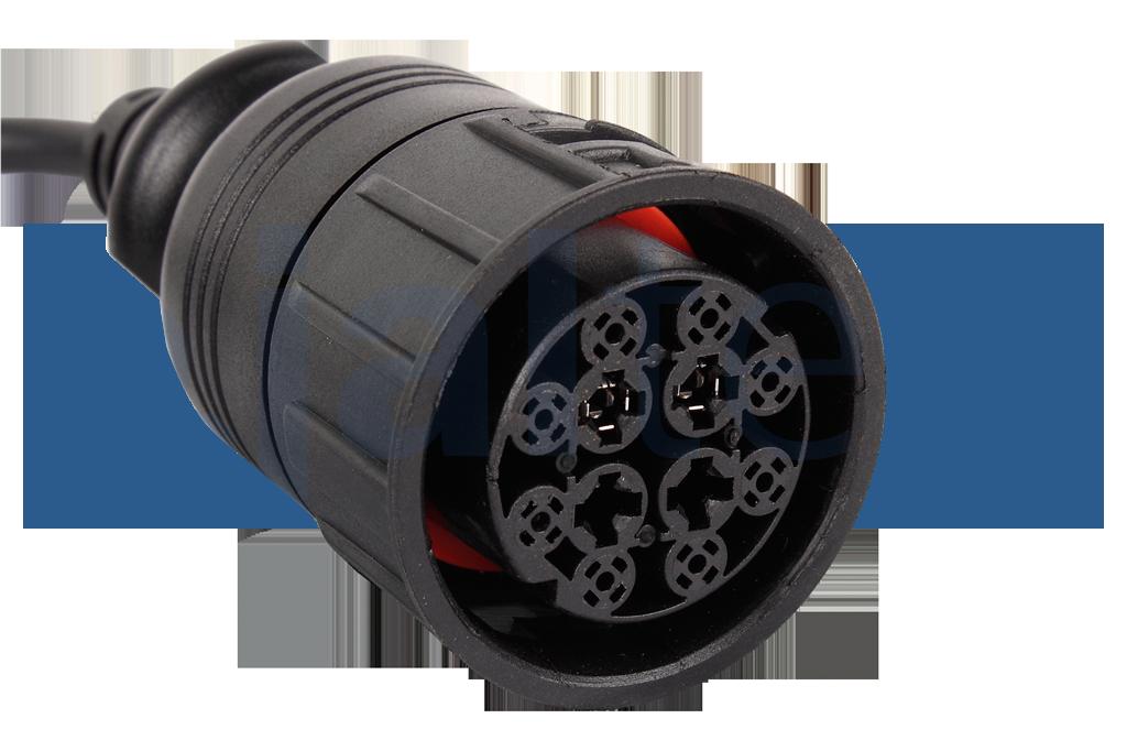 REF:JDC207A Диагностичен кабел за MAN сериите TG_02