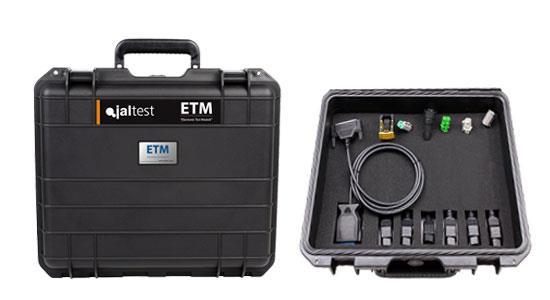Оборудване Jaltest за Електронен тестов модул