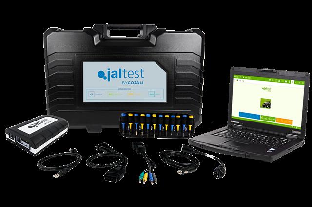 Диагностичен комплект Jaltest AGV