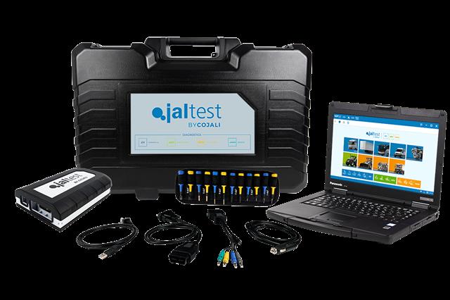 Диагностичен комплект Jaltest CV