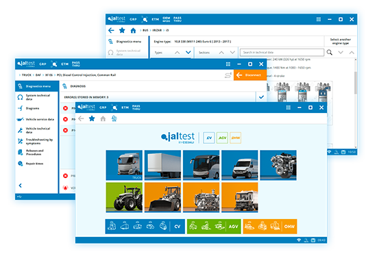 Обновеният Jaltest софтуер