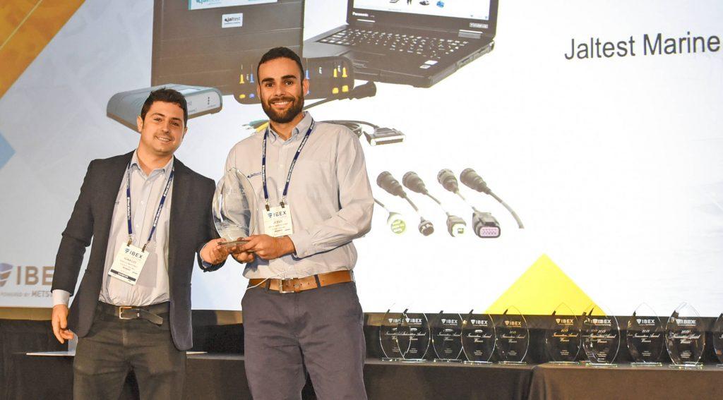 Jaltest Marine - Награда за иновации при диагностичните апаратури за морски плавателни съдове-4