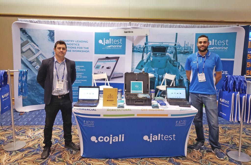 Jaltest Marine - Награда за иновации при диагностичните апаратури за морски плавателни съдове-3