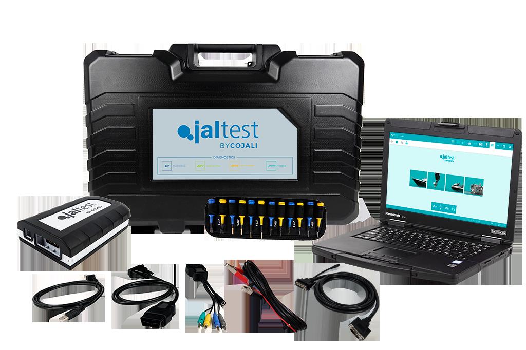 Комплект Jaltest за плавателни съдове