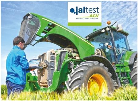 Диагностичен софтуер Jaltest AGV за селскостопанска техника